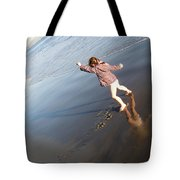Day In Santa Barbara Tote Bag