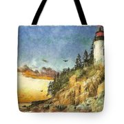 Day Is Done 2015 Tote Bag