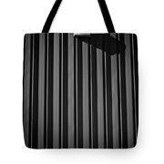 Day Light On Wall Tote Bag