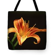 Day Lily Tote Bag
