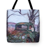 Day Of Rest - Old Friend Iv Tote Bag