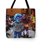Day Of The Crazies 2017 Tote Bag
