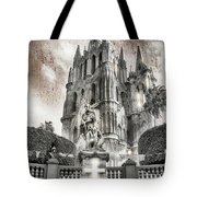 Day Of The Dead Alter Tote Bag