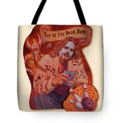 Day Of The Dead Dude Tote Bag