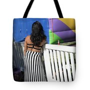 Day Of The Dead End Of Day  Tote Bag
