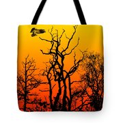 Day Of The Eagle Tote Bag