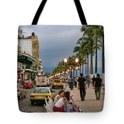 Day Time Maleconmexico  Tote Bag