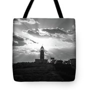 Day Turns Night Tote Bag