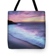 Daybreak At Caswell Bay Tote Bag