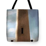 Daybreak At Pigeon Point Tote Bag