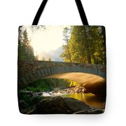 Daybreak Crossing Tote Bag