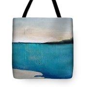 Daybreak On The Beach Tote Bag