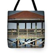 Daydream Gazebo Tote Bag