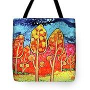 Daydream Park Tote Bag