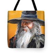 Daydream Wizard Tote Bag