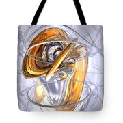 Daydreamers Abstract Tote Bag