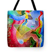 Daydreams Tote Bag