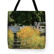 Daylilies In The Spring Tote Bag