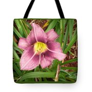 Daylilly Tote Bag