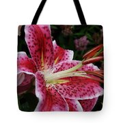 Daylily Dance Tote Bag