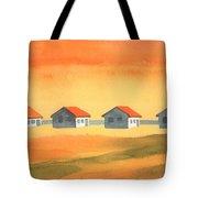 Days Cottages Tote Bag