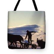 Day's End Amish Farmer Barnhill Tote Bag