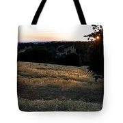 Day's End In Ten Tote Bag