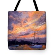 Days' End Tote Bag