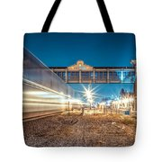 Days Go By Tote Bag