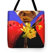 Happy Cocktail Hour Tote Bag
