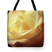 Days Of Creamy Rose Tote Bag