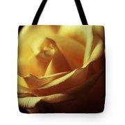 Days Of Golden Rose Tote Bag