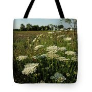 Days Of Queen Annes Lace Tote Bag