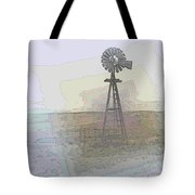 Days Of Wind Tote Bag