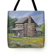 Days Past Tote Bag