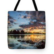 Days Reflection Tote Bag