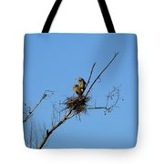 Days Work Well Done Tote Bag