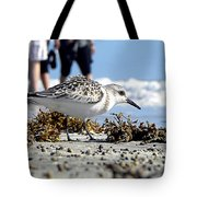Daytona Beach Surf 001 Tote Bag
