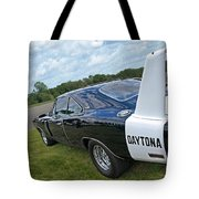 Daytona Charger Tote Bag
