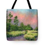 Daytona Pines Tote Bag