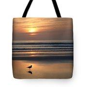 Daytona Sunrise Tote Bag