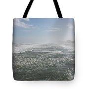 Daytona Waves Tote Bag