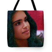 Dazzling Beauty Tote Bag