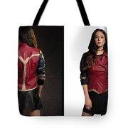 Dc Comics Wonder Woman Jacket Tote Bag