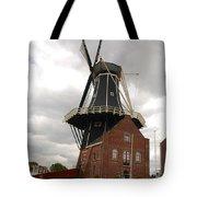 De Adriann Windmill - Haarlem The Netherlands Tote Bag