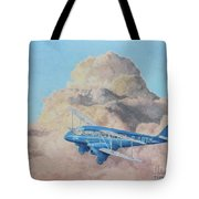 de Havilland Dragon Rapide Tote Bag
