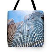 De Rotterdam Vertical City Tote Bag