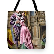 De Soto & Isabella, 1539 Tote Bag