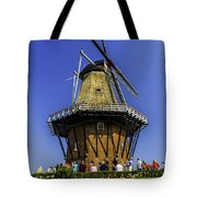 De Zwaan Windmill In Holland Tote Bag