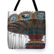 Dead Carnival Tote Bag